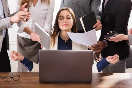 Le harcèlement au travail